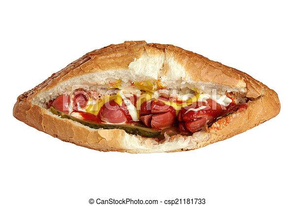 fast food - csp21181733
