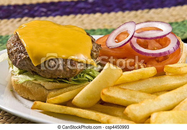 fast food - csp4450993