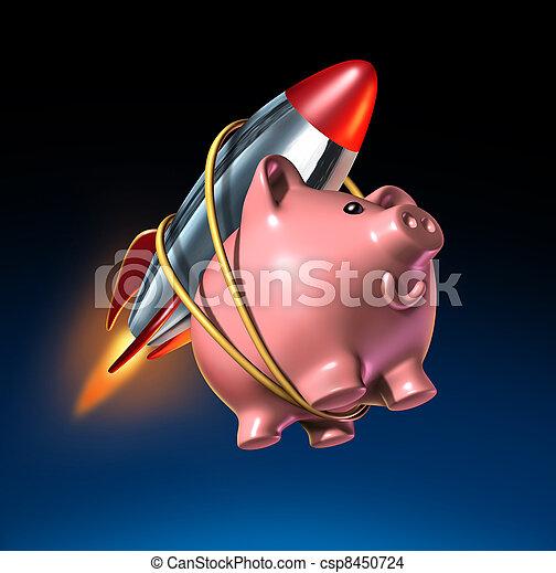 Fast Money - csp8450724