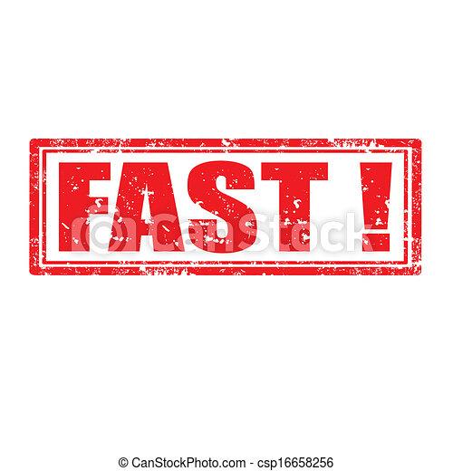 fast!-stamp - csp16658256