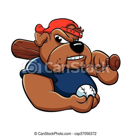 fat bulldog - csp37056372