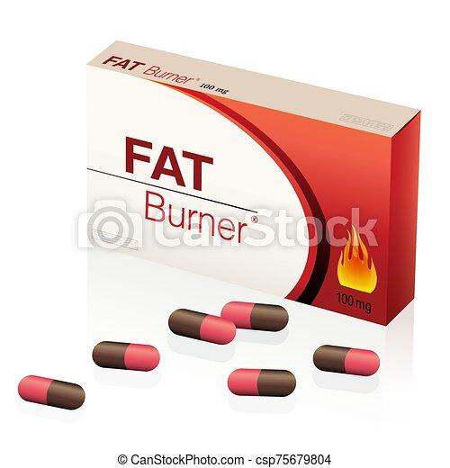fat burner box