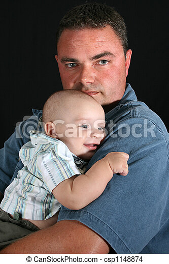 Father and Son - csp1148874