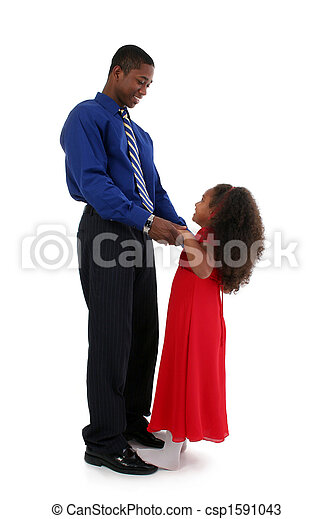 Father Daughter Dance - csp1591043