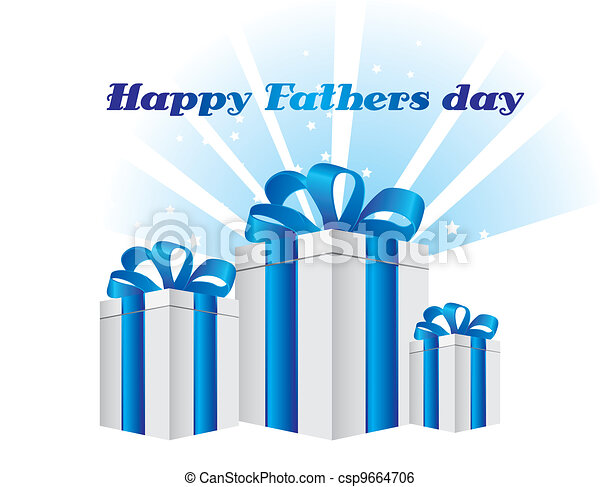 father day - csp9664706