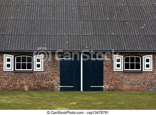 fattoria, olandese - csp13478791