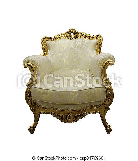 fauteuil - csp31769601