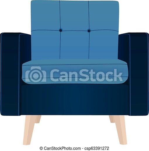 fauteuil - csp63391272