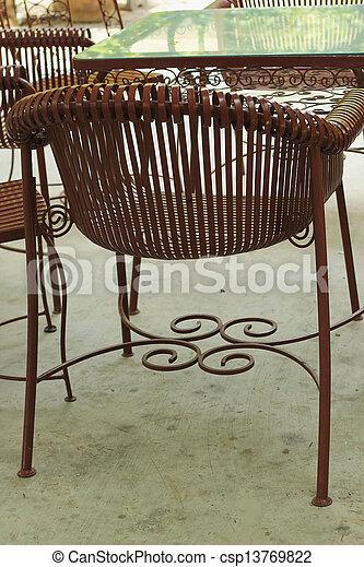 fauteuil - csp13769822