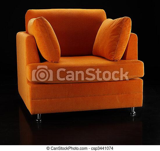 fauteuil - csp3441074