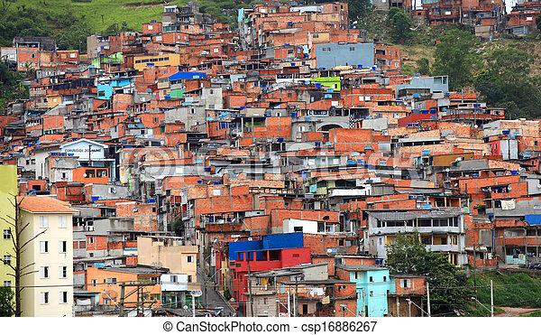 Favela - csp16886267
