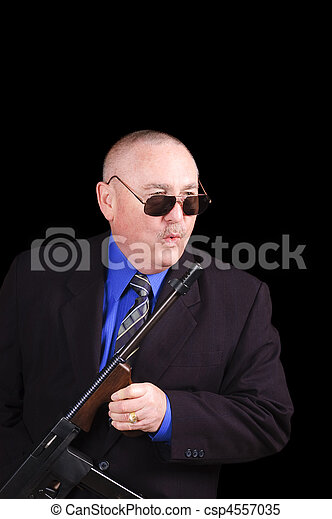 FBI agent, - csp4557035