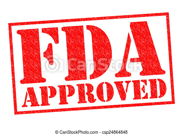 FDA APPROVED - csp24864848