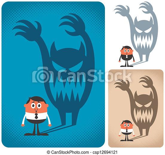 Fear - csp12694121