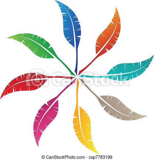 Feather Emblem Design - csp7783199