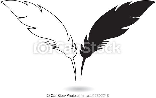 Feathers - csp22502248