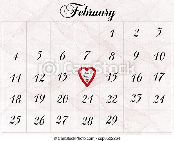 február, 14 - csp0522264