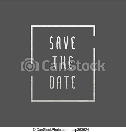 Guarda la tarjeta metálica - csp36362411