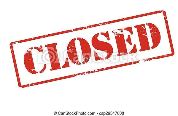 fechado - csp29547008