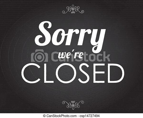 fechado - csp14727494