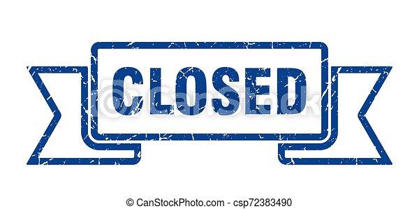 fechado - csp72383490