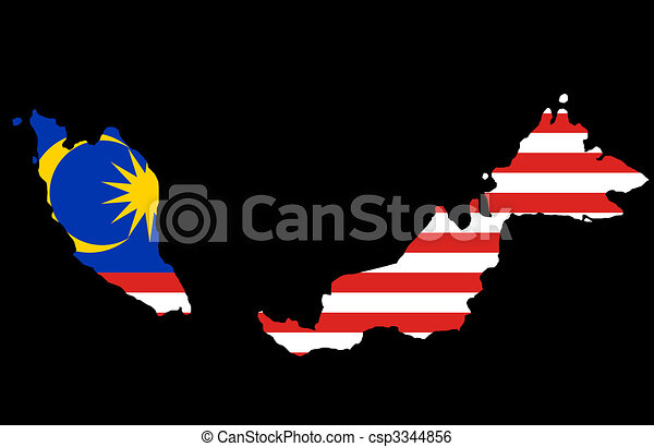 Federation of Malaysia - csp3344856