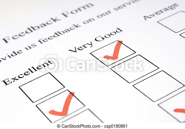 Feedback Form #4 - csp0180861