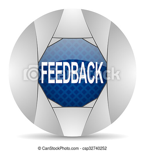 feedback icon - csp32740252