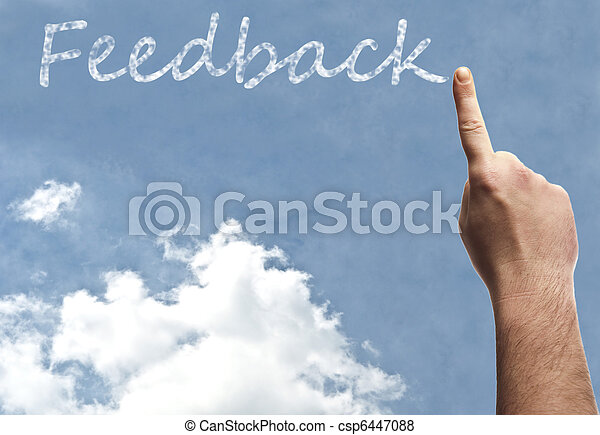 Feedback word - csp6447088