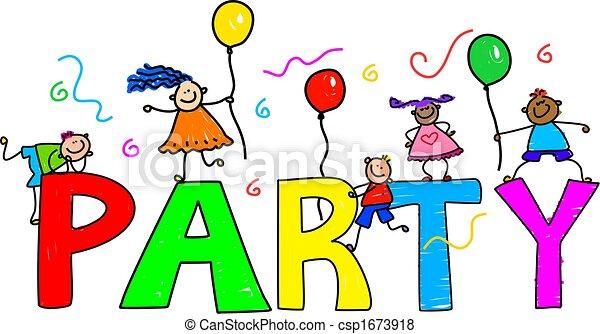 feestje - csp1673918