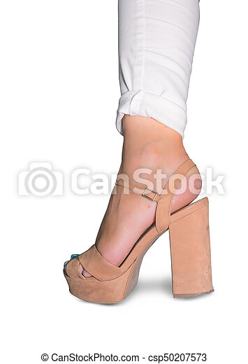 Sexy feet in high heels photos 6