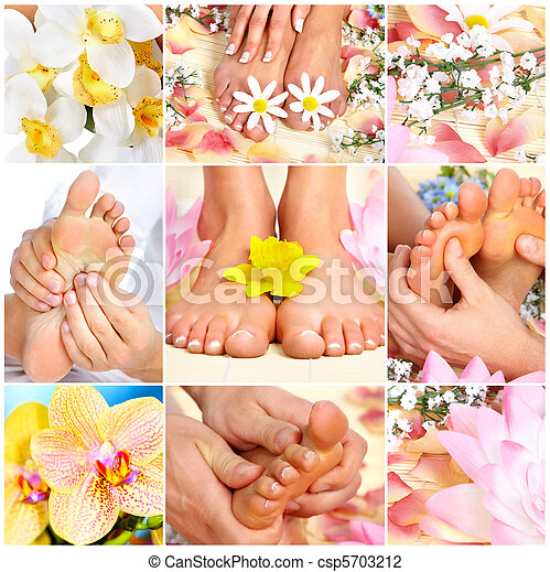 feet massage - csp5703212