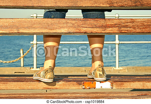 feet, panieński - csp1019884