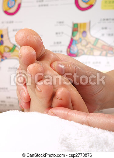 Feet therapy - csp2770876