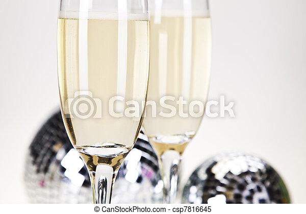 Feiern - csp7816645