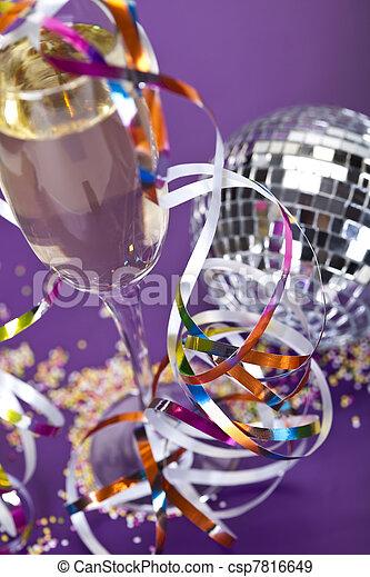 Feiern - csp7816649