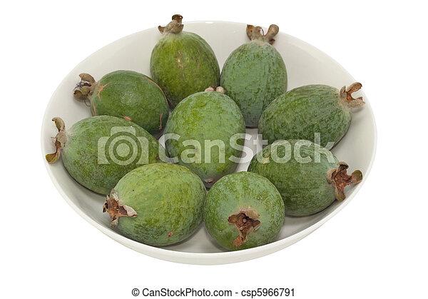 Feijoa Fruit Image
