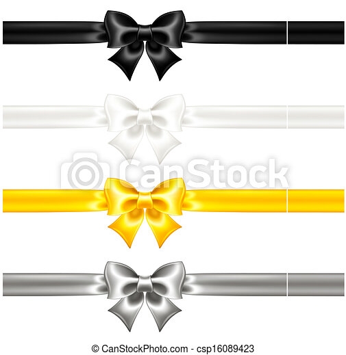 fekete, selyem, hajóorr, gyeplő, arany - csp16089423