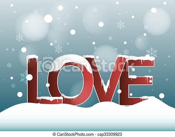 felice, giorno, valentine - csp33309923