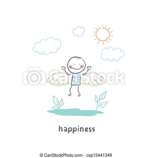 felice, persone - csp15441349