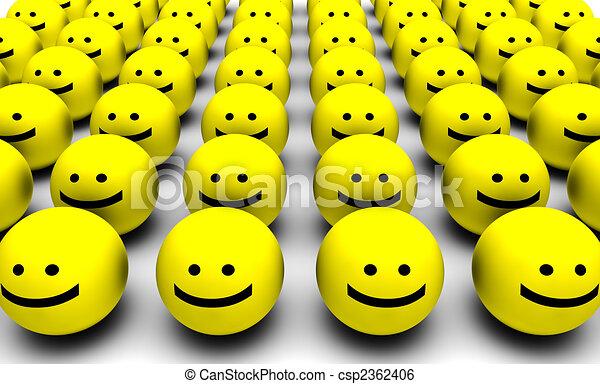 felicidade - csp2362406