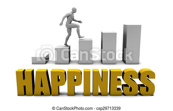 felicidade - csp29713339