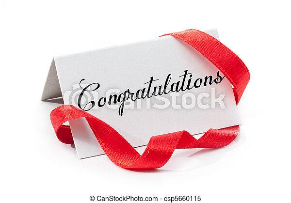 Felicidades - csp5660115