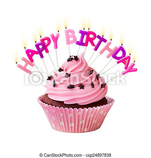 Feliz cumpleaños - csp24897838