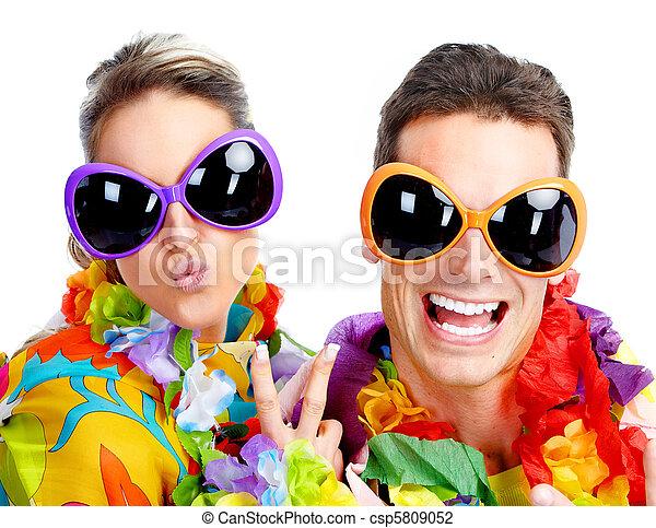 Gente feliz - csp5809052