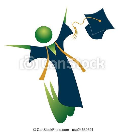 Feliz graduación - csp24639521