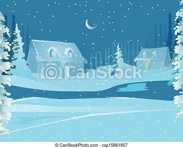 feliz natal, fundo - csp15861857