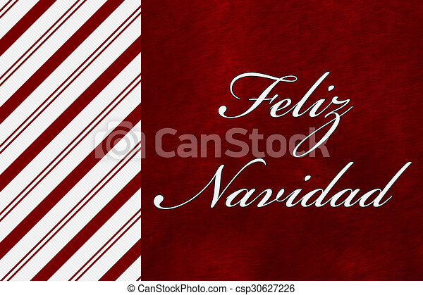Feliz Navidad - csp30627226