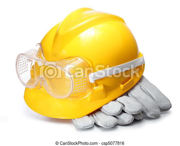 felszerelés, biztonság - csp5077816