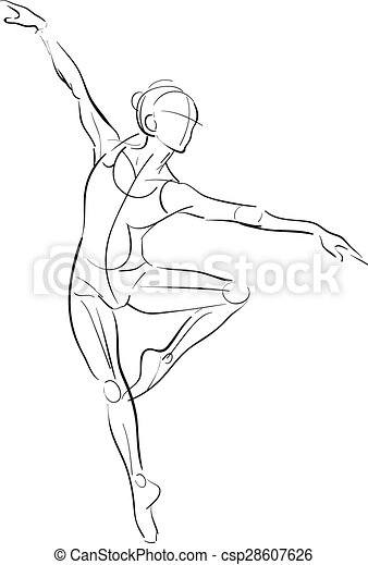 Female Anatomy Drawing Sketch Vector Illustration Of Sketchy Female